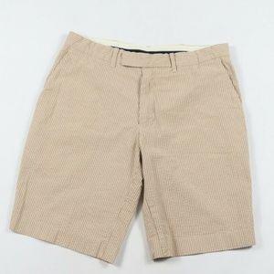Vintage Ralph Lauren Striped Chino Shorts Size 36
